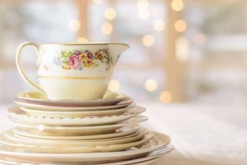 vintage servies tips