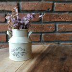 bloemen diy doe het zelf pot vaas creatief