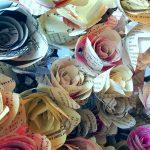 diy bloemen doe het zelf papieren bloemen