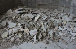 wat te doen met bouwafval bij verbouwing